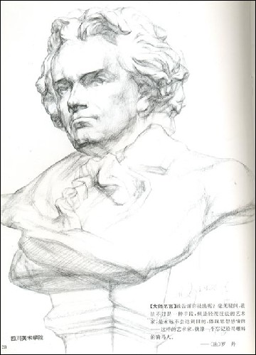 石膏头像(基础绘画写生摹本)平装–1999年4月1日