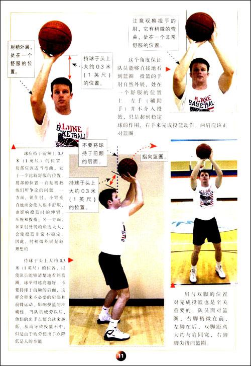 【篮球基础训练宝典】在线部分阅读
