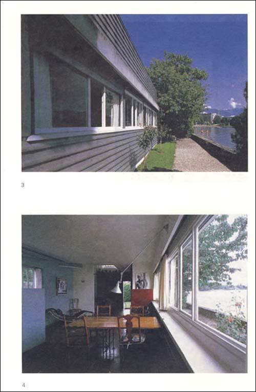 勒•柯布西耶的住宅空间构成