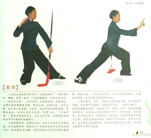 杨式太极传统51式剑