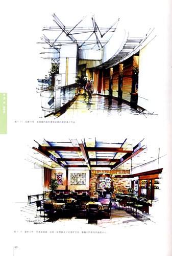 回至 现代室内设计手绘效果图 (平装)
