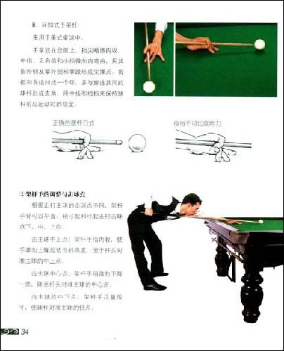 桌球基础&实战技巧