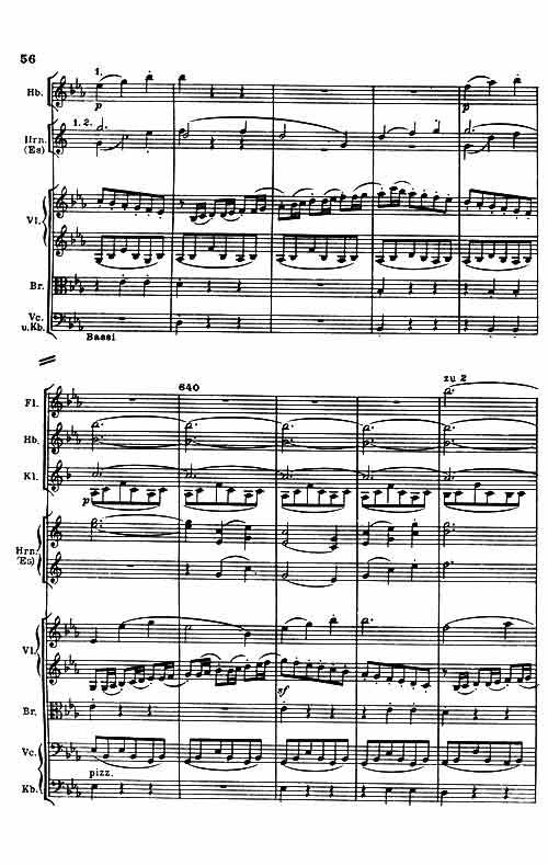 贝多芬第三交响曲:英雄