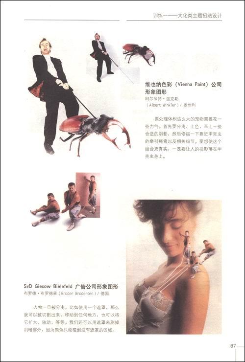 """上海市教学成果一等奖,国家级教学成果一等奖,2004年""""图形创意"""",被评图片"""