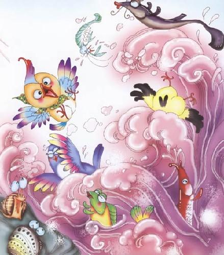 """《小麻雀的项链》获""""第15届上海市中小学幼儿园优秀图书二等奖"""",并撰"""