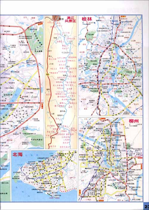 南昌保集半岛地图