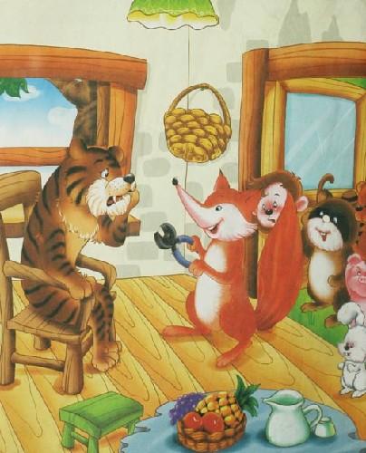 我是谁的小小猫 小兔子交朋友 小蝌蚪找妈妈 小猴子下山 小羊过桥