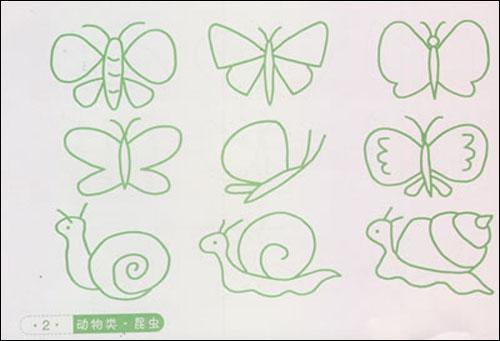 儿童简笔画大全1 [平装]/¥9.2/张民举/吉林摄影出版