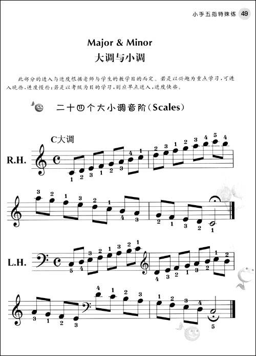 简单的幼儿乐谱图片