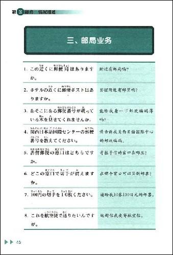 常用日语会话800句(附mp3光盘1张)