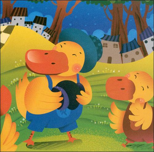 读了小狐狸和小乌鸦的故事有什么感想