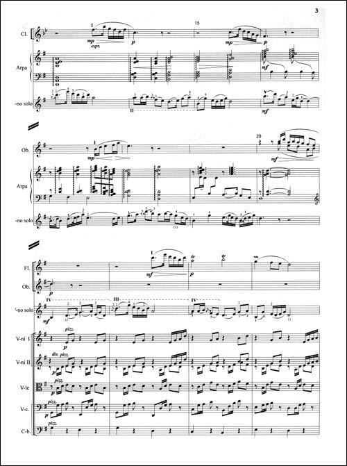 梁山伯与祝英台小提琴曲谱
