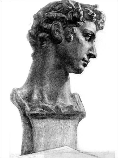 美术高考一本通61素描:石膏头像/应伟明-图书