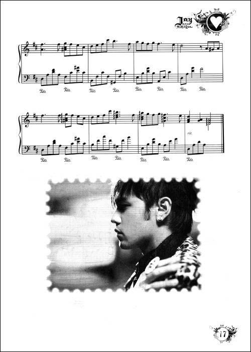 无与伦比 周杰伦经典歌曲改编的钢琴曲 流行新节拍 附CD光盘一张 鸠玖