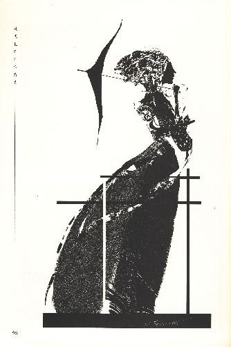 回至 现代装饰人物画集 (平装)