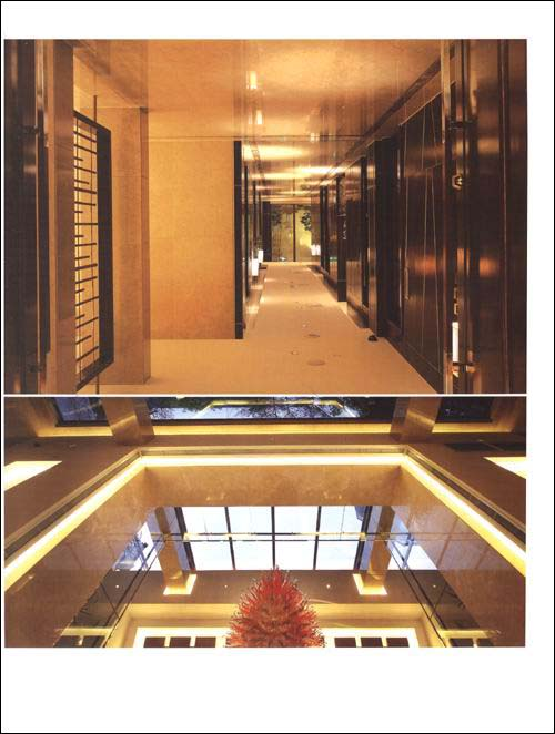 2008年中国室内设计大赛获奖作品集:酒店 [精装]