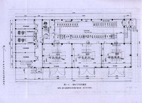 10kv无人值班变电站设计规程