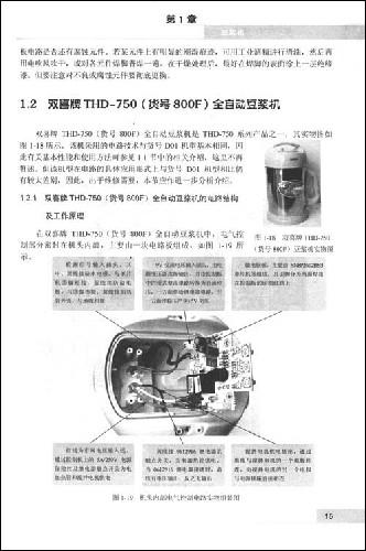 控制板电路  7.5 饮水机故障检修