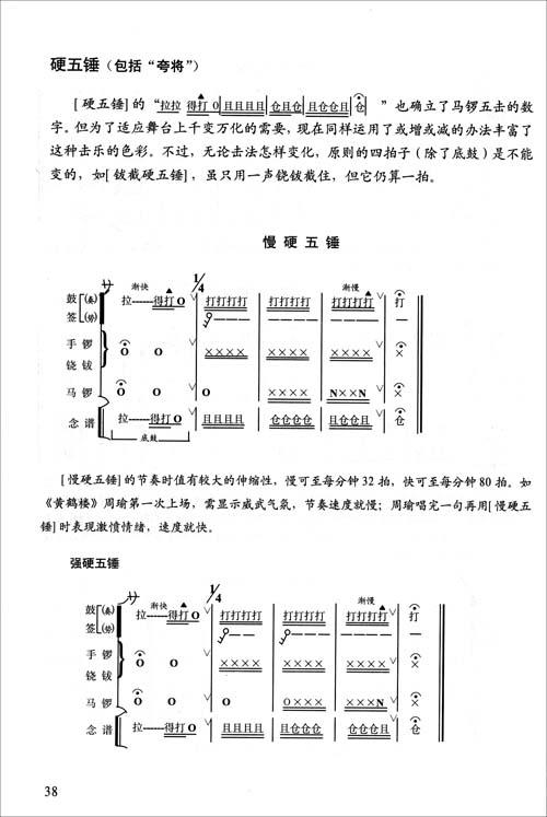 山西晋剧曲牌简谱;