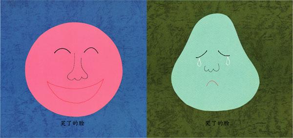 脸,脸,各种各样的脸