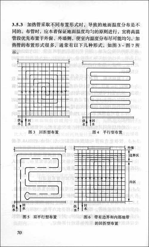JGJ 142-2004 地面辐射供暖技术规程