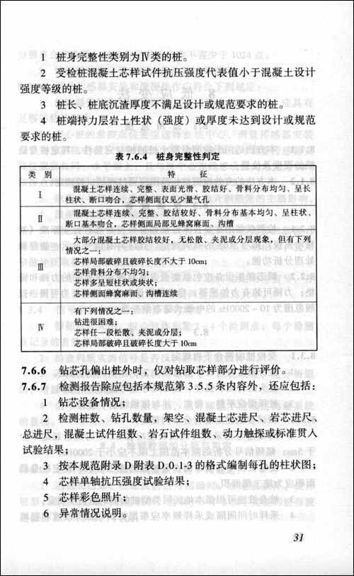 JGJ 106-2003 建筑基桩检测技术规范