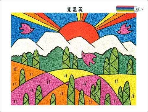 儿童画驴是怎么画