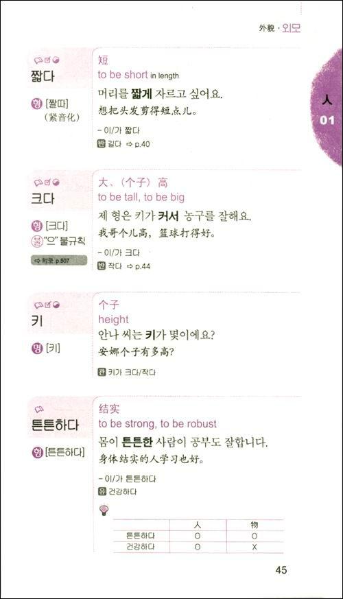 初级韩国语多功能学习词典