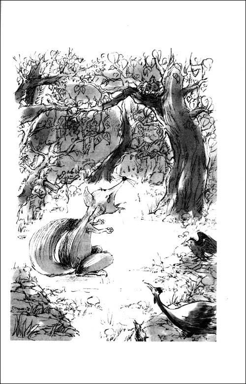 狐狸和乌鸦