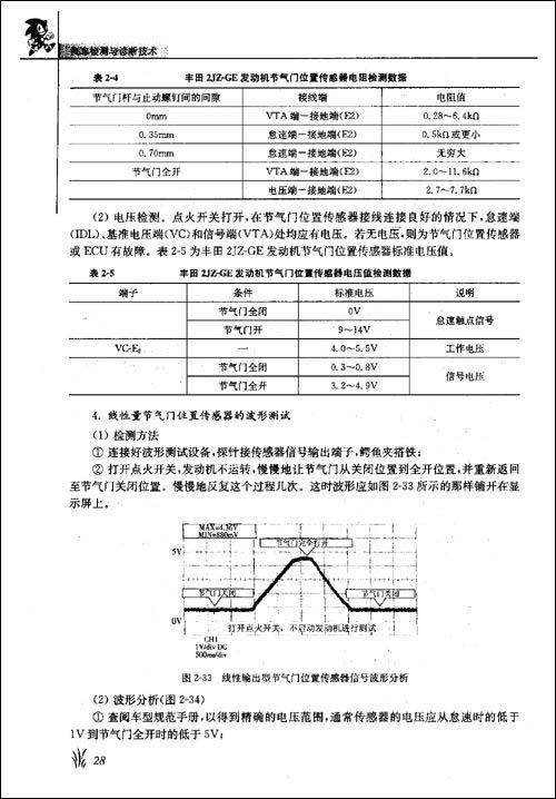 (5)汽车技术状况:是利用检测设备定量测得的,表征某一时刻汽车外观和