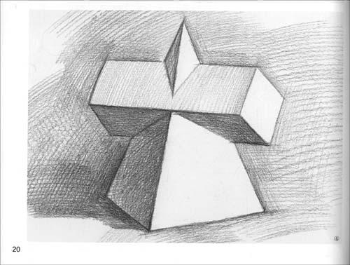 几何素描图片,几何素描教程,几何素描,几何素描视频,