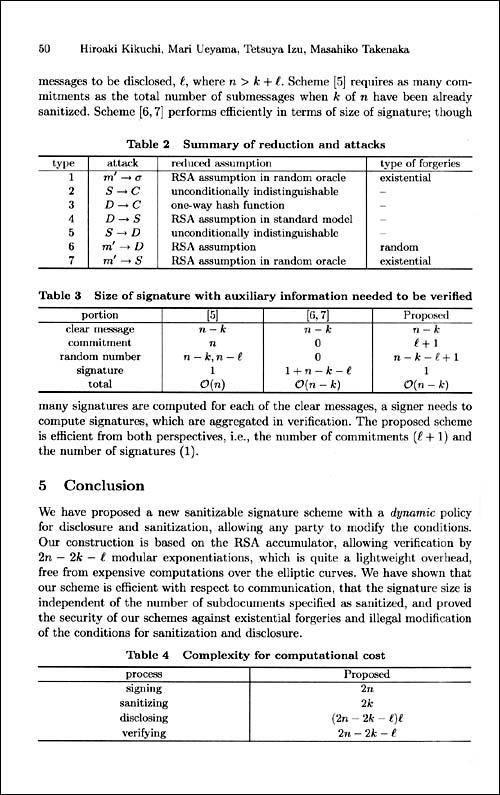 信息安全与密码学国际会议论文集(2008)(英文)