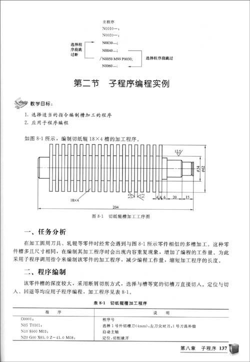 数控车床编程与职业技能鉴定实训\/李银涛