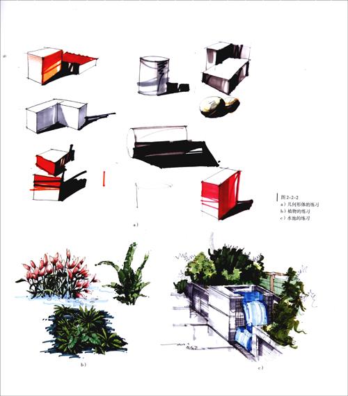景观快题设计方法与表现 [平装]
