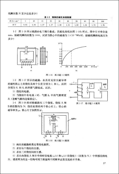 当电枢转过180°时,线圈边cd在n极下,感应电动势的方向为从c指向d