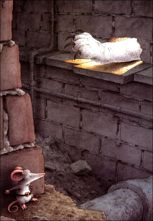 绘本大师汉斯•比尔绘本系列:小老鼠亚历山大
