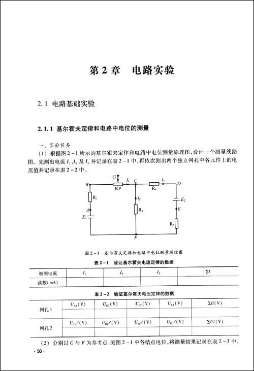 脉冲波形的产生和整形电路实验