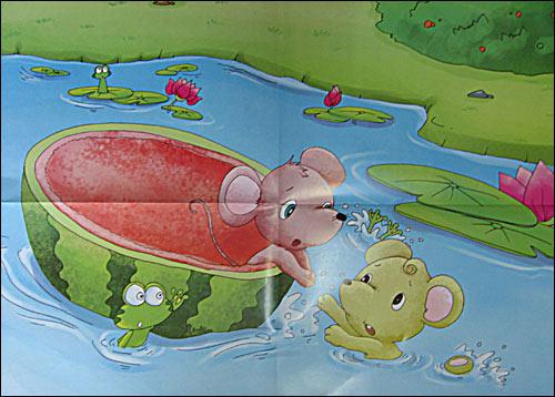 教学挂图(大班)/幼儿园快乐与发展课程编写组-图书
