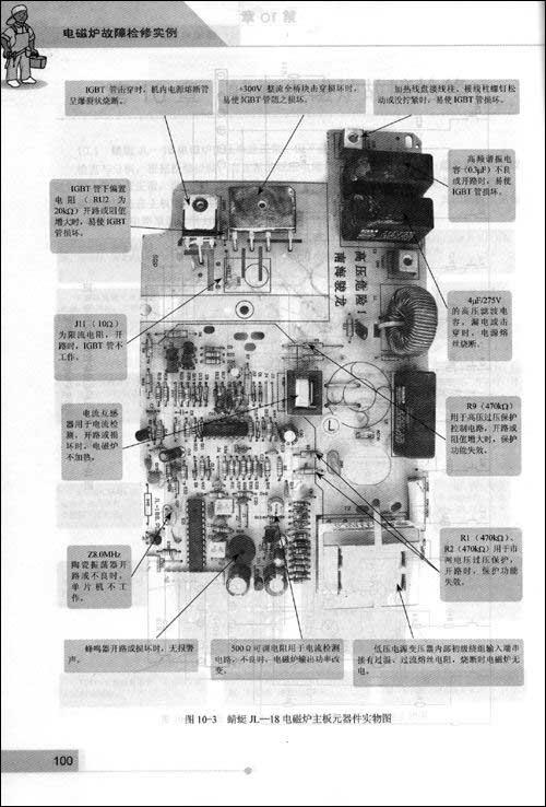 电磁炉故障检修实例:亚马逊:图书