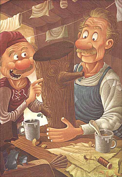 舒克和贝塔:大战海盗 小熊猫学木匠