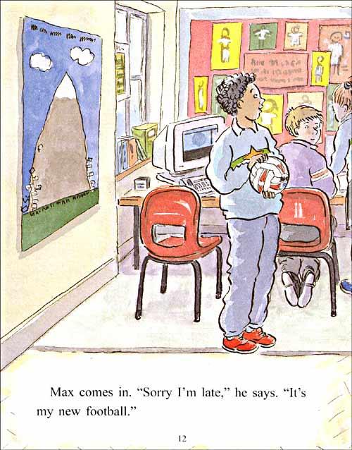 泡泡剑桥儿童英语故事阅读3(附vcd光盘1张)