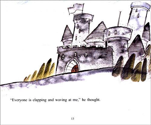 泡泡剑桥儿童英语故事阅读4(附mp3光盘1张)