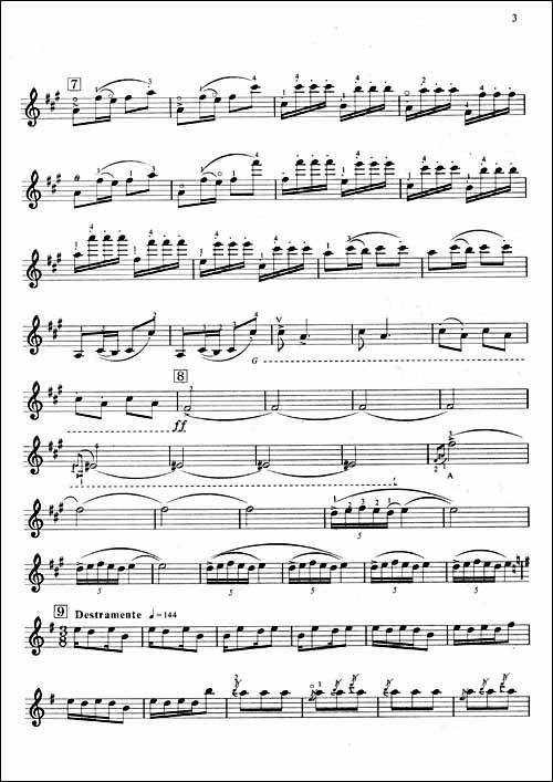 莫扎特小提琴乐谱分享展示