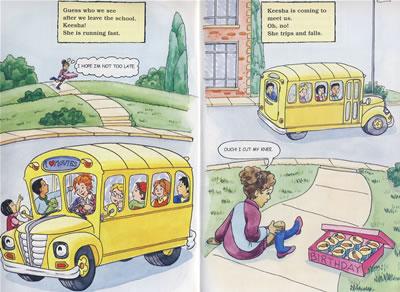 The Magic School Bus Has a Heart