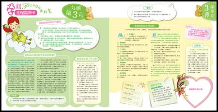 孕期全程监测卡