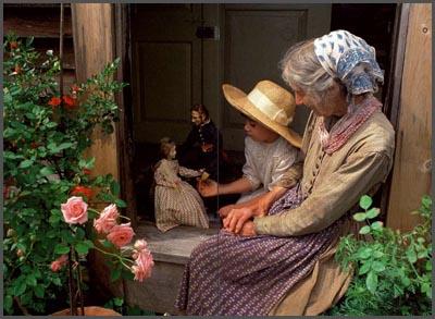 塔沙奶奶的美好生活1:跟着感觉走就对了