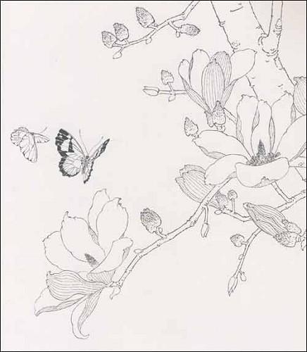 写意竹子的画法步骤