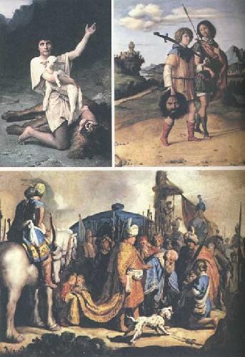 圣经故事:旧约篇