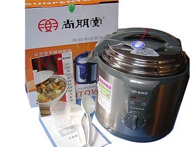 尚朋堂电压力锅sc-p601s