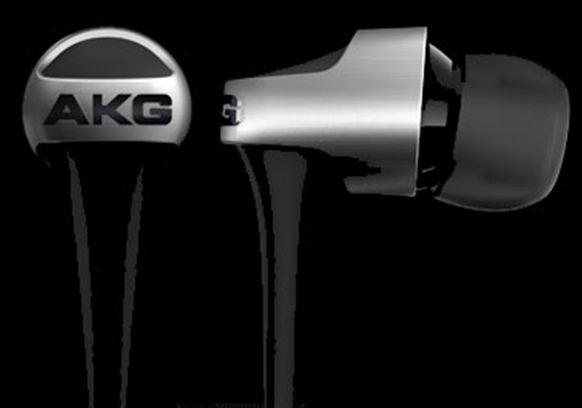 akg k370 入耳式线控通话耳机图片